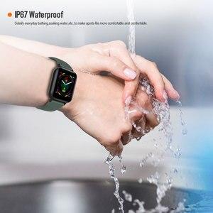 Image 5 - VERYFiTEK Q10 สมาร์ทนาฬิกา Heart Rate Monitor กันน้ำผู้หญิง Smartwatch K P68 P70 B57 Q9 IWO