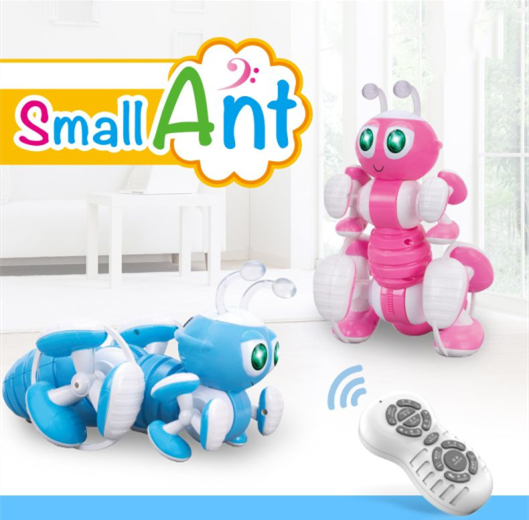 Intelligent Early Education Remote Control Robot Multifunctional Children's Educational Learning Toys Dancing Programming Music image