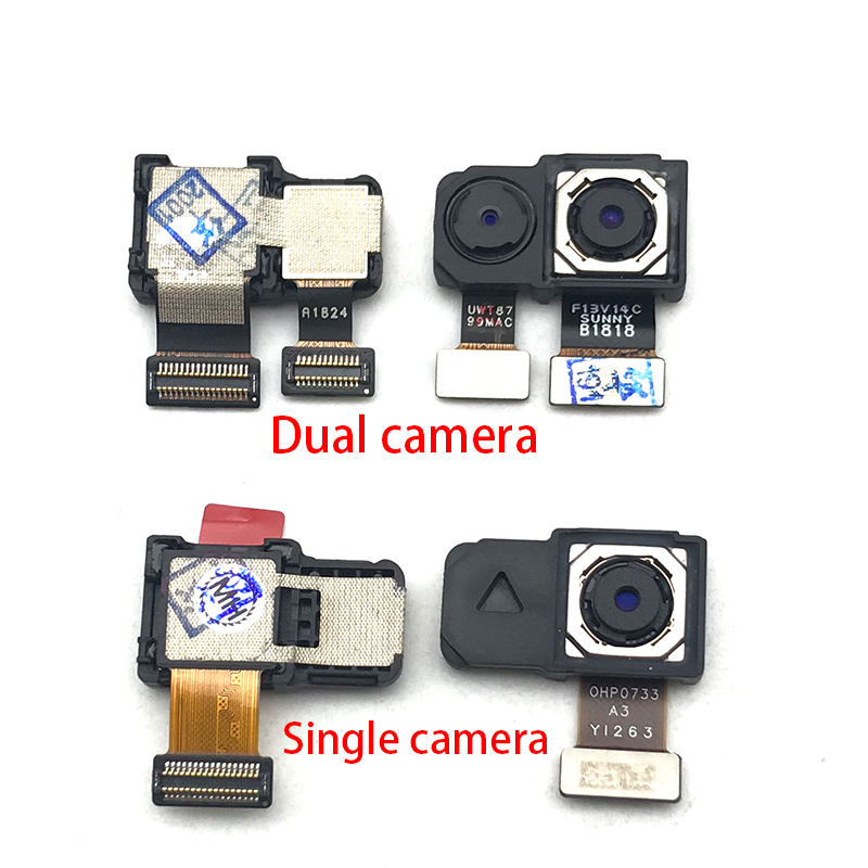 Rear Camera Foam Back Camera Flex Cable For Huawei Honor 7A