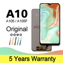 Original-Display A105m-Screen Lcd Galaxy A105F Samsung A10 for Wholesale