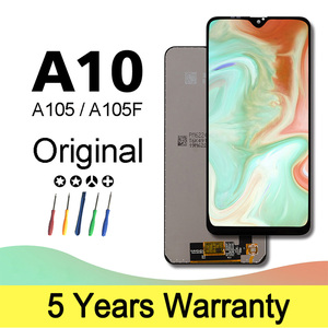 Wholesale Original Lcd For Samsung A10 Display Galaxy A105 /Ds A105F A105M Screen For Samsung A10 Lcd Display