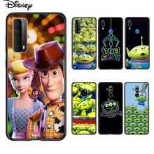 Soft Cover Disney Toy Story Aliens Voor Huawei P Smart 2021 2020 Z S Mate 40 Rs 30 20 20X 10 Pro Plus Lite 2019 Telefoon Case