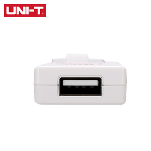 Image 5 - UNI T UT658B/UT658 הדיגיטלי הנוכחי מתח USB בודקי 10 סטים קיבולת אחסון נתונים LCD תצוגת 10cm כבל אורך