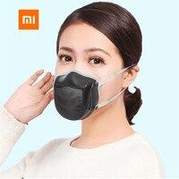 Estoque xiaomi youpin q5s rosto elétrico kn95 máscara médica anti vírus com filtro para proteção germ respirador|Controle remoto inteligente| |  -