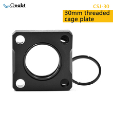 цена на CSJ-30 pressure ring type mirror frame diameter 25.4 cage type adjustment frame 30mm cage plate cage type system mirror frame