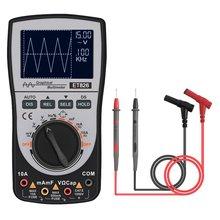 ET826 Digital Multimeter Auto Range Backlight DC/AC Voltage Current Meter Capacitance Resistance Testers
