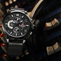 AVIFORCE NF9068S Fashion Casual Quartz Watch Men's Waterproof Sport Watche 5