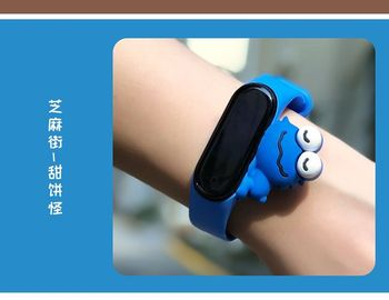 bracelet for miband 4 strap replacement silicone xiaomi mi 4 band straps xiaomi 3 strap for xiaomi miband 3/4 band accessories 2