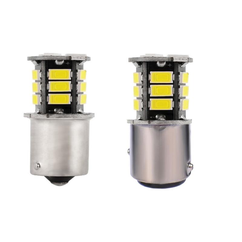 1 шт. 1156 BA15S P21W 1157 P21/5W BAY15D BAU15S PY21W светодиодный Автомобильная задняя лампа стоп светильник s фонарь заднего хода дневной ходосветильник сигнал