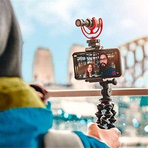 Image 3 - רכבו המקורי VideoMicro הקלטת מיקרופון ראיון מיקרופון עבור Canon Nikon Sony DSLR מצלמה Smartphone Vlog וידאו צילום
