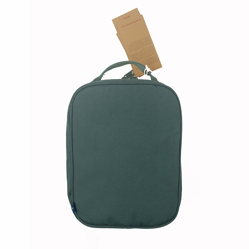 Swiss Classic Brand Waterproof Lunch Bag Oxford Travel Essential Picnic Clutch Unisex Insulated Lunch Box