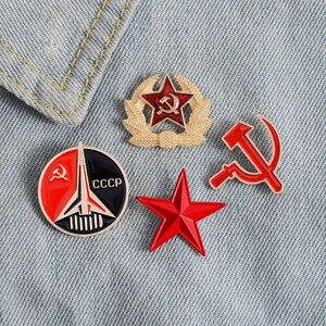 Russia USSR Badge Lapel Pins Vintage Antique Classics Retro metal badge Brooch Souvenir collection Soviet Union CCCP
