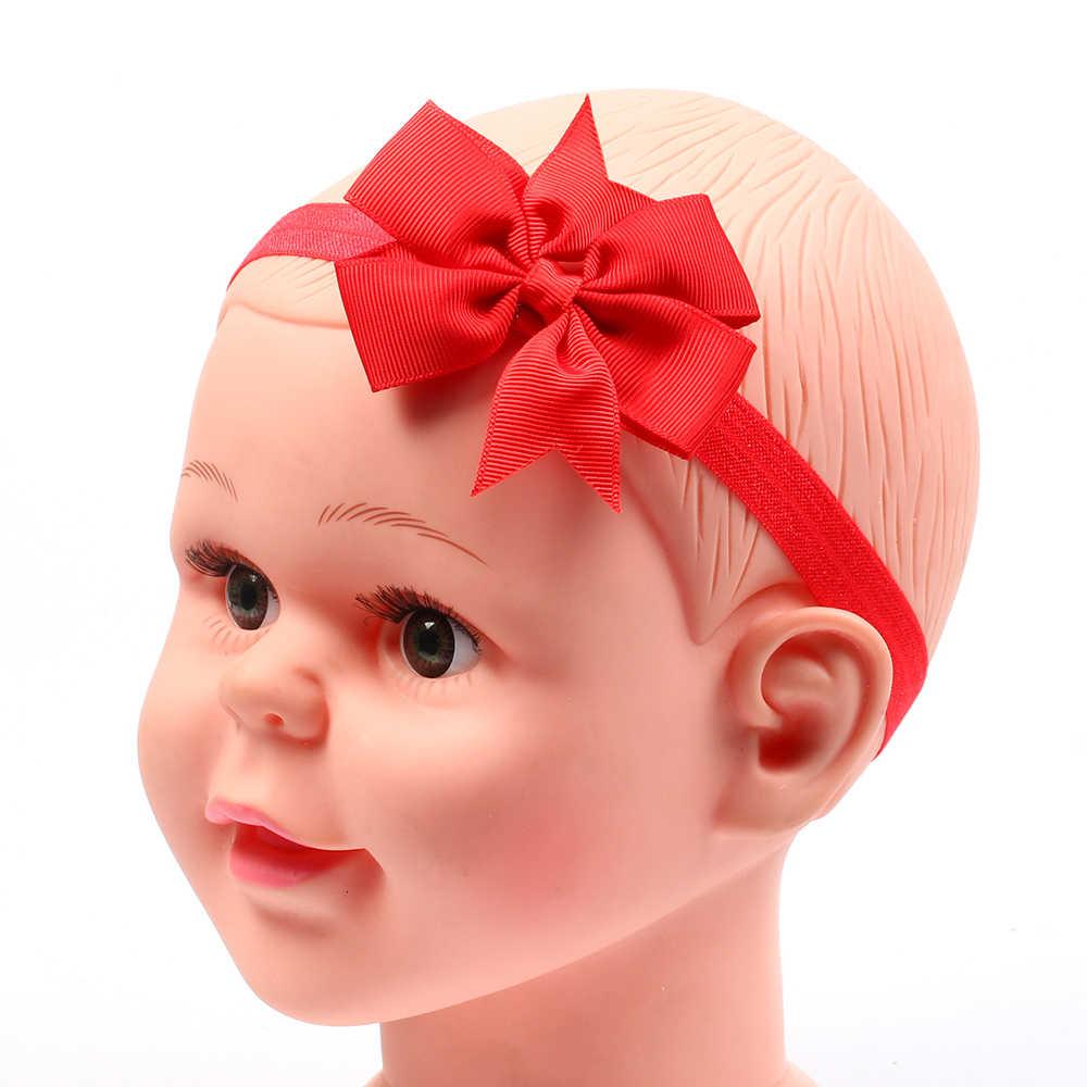 حك الطفل headbands أغطية الرأس عقدة شعر للفتيات عقدة hairband عصابة رأس الرضع حديثي الولادة الصغار هدية تيارا الشعر الملابس والاكسسوارات