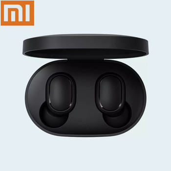 Original Xiaomi Mi Redmi AirDots TWS Wireless Bluetooth Earphone Stereo Bluetooth 5.0 Mini Headset Sport In-ear Mic Headset