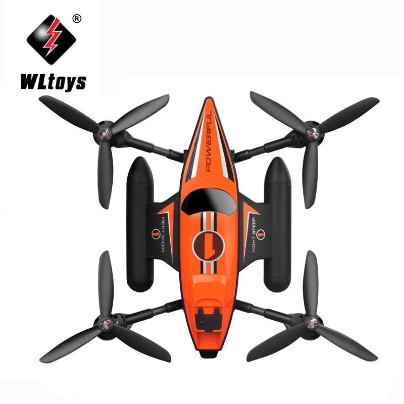WLtoys Q353 RC Drone Dron RTF Aria Land Sea Modalità Headless Modalità di Una Chiave di Ritorno RC Quadcopter Giocattoli di Controllo Radiofonico drone con la Luce - 3