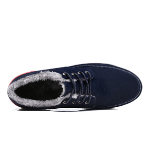 Image 4 - SUROM zapatos informales de cuero para hombre, mocasines de marca de lujo, a la moda Zapatillas de deporte, náuticos de ante