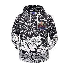 Leaf And Dog 3D Print Hoodies Sweatshirts Harajuku Hip Hop Fashion Pullover Streetwear Tops