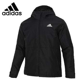 Oryginalny nowy nabytek Adidas BSC ST w H J męska kurtka dres z kapturem tanie i dobre opinie ID (pochodzenie) Oddychające Pasuje prawda na wymiar weź swój normalny rozmiar