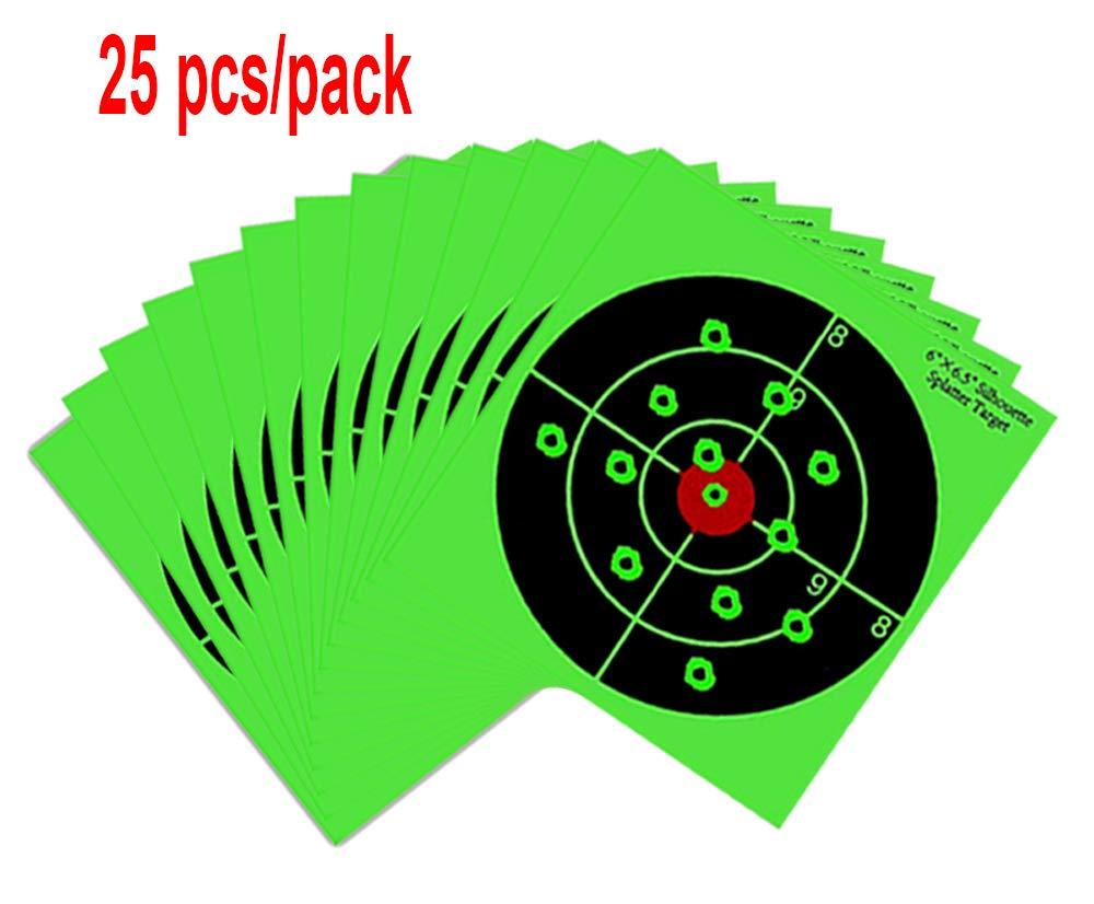 Splatter Targets - 8