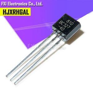 Image 1 - 100 PIÈCES BC327 40 BC327 TO 92 TO92 327 40 triode tra Transistor nouveau original
