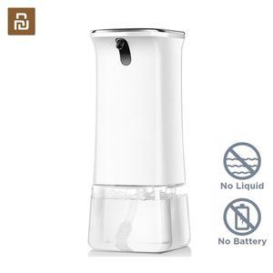 Image 1 - Youpin Enchen dispensador de jabón de manos automático con Sensor infrarrojo e inducción de espuma para el hogar y la Oficina, 0,25 s