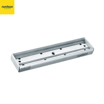 Nordson Original Aluminum I Bracket For 260/280KG Holding Force Electric Magnetic Door Lock Access Control System Accessories
