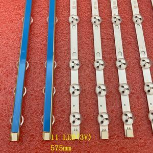 Image 3 - 10 teile/los 11LED led hintergrundbeleuchtung streifen für VESTEL 17DLB32NER1 32 NDV 32D1334DB VES315WNDL 01 VES315WNDS 2D R02 VES315WNDA 01