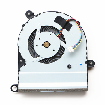 QAOOO Laptop Cpu Fan FOR ASUS UX310 ux310uq rx310 RX310U RX410 RX410U u4000u CPU COOLING FAN image