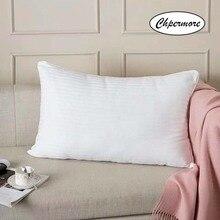 Chpermore almohada de seda de morera 100%, almohadas ortopédicas para cuello, 48x74cm, almohada de memoria de Hotel de cinco estrellas para salud sueño