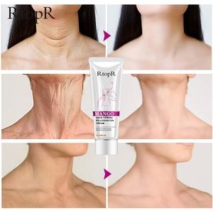 RtopR крем для шеи против старения, против морщин, уход за кожей, отбеливающий питательный крем для шеи, подтяжка шеи, подтяжка кожи шеи