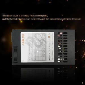 Image 3 - חדש PSU עבור רויאל אגדה 80 בתוספת זהב ITX להגמיש NAS קטן 1U T39 LOLI R47 M41 K39 מדורג 500W שיא 650W כוח אספקת HJ 650WA