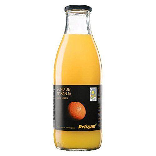 Zumo De Naranja Ecologico Delizum 200ml