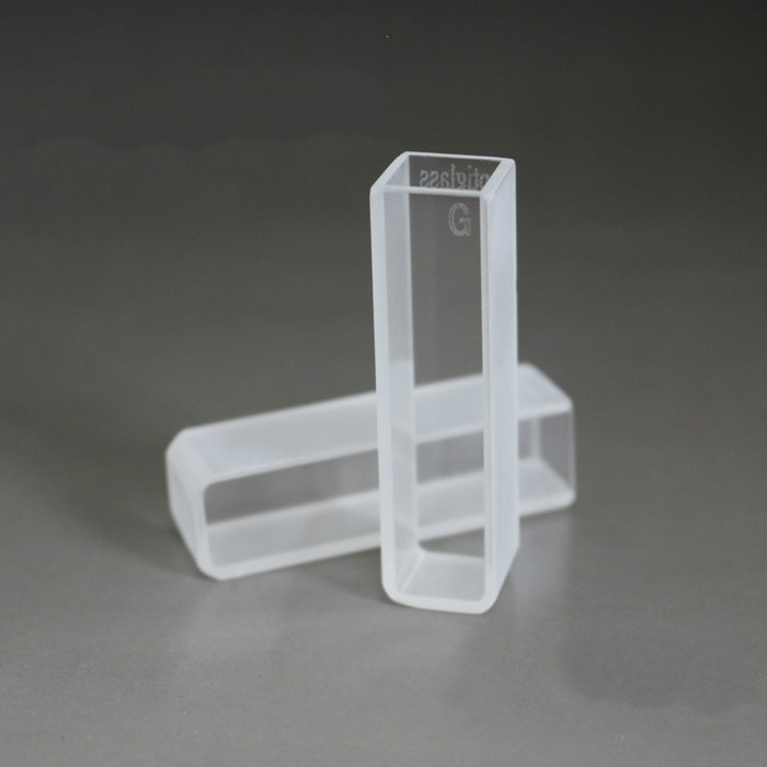 10mm Standard Glass Cuvette With High Light Transmittance