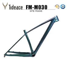 цена на 2017 Tideace T800 carbon mtb frame 27.5er/29er mtb carbon frame 29 carbon mountain bike frame 142*12 or 135*9mm bicycle frame