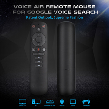 Tv-Box Remote-Control Voice-Air-Mouse Smart-Tv-Projector G50S Android Wireless with Built-In-Gyroscope