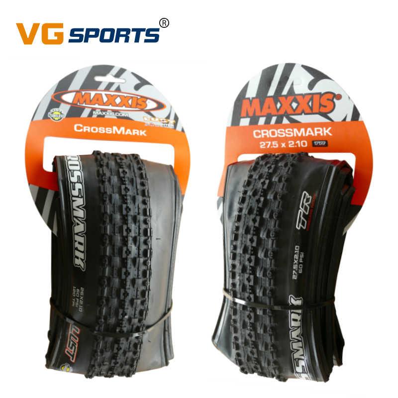 "MAXXIS Crossmark LUST Tubeless Tire MTB Bicycle Tyre 27.5*2.1/""//26 *2.0/""//29*2.0/"""
