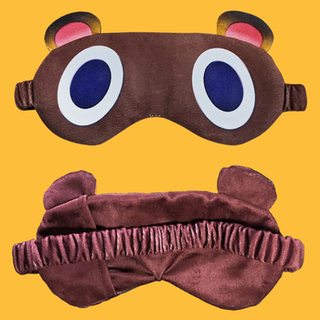 Masque de sommeil Tom Nook Animal Crossing