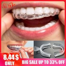 10 par Thermoforming Dental ochraniacze na nakładki wybielające zęby wybielacz do zębów ochraniacz na zęby opieki higiena jamy ustnej
