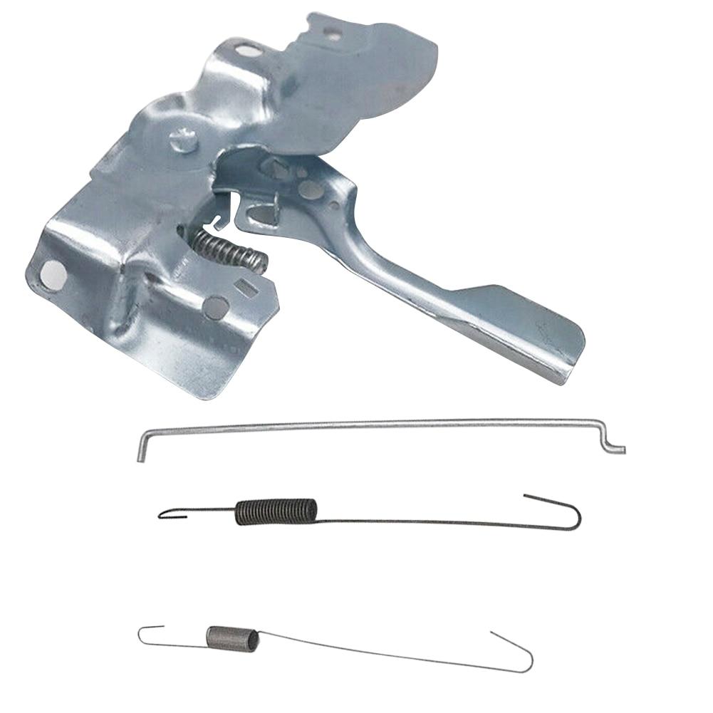 Garden Power Tool 5.5HP 6.5HP Throttle Lever Arm Kit Trimmer Yard Outdoor 3 Return Spring Governor Link For Honda GX200 GX120