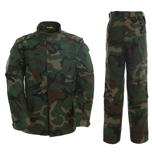 HAN WILD Multicam Black Military Uniform Camouflage Suit Tatico Tactical Military Camouflage Airsoft Paintball Equipment Clothes 3