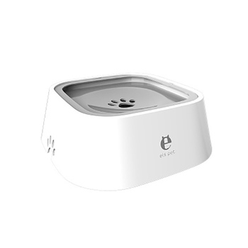 1.5L Cat Dog Water Bowl Anti-Overflow Non-Wetting Drinking Machine Carried Floating  Slow Water Feeder Dispenser Pet Fountain 9