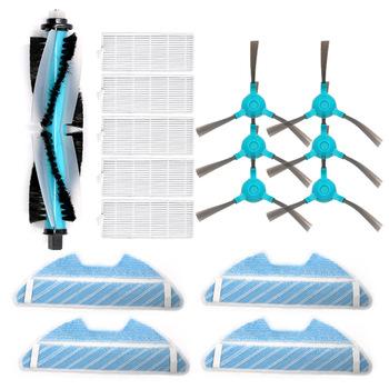 Najlepsze oferty akcesoria do Cecotec Conga 1390 Cecotec Conga 1290 odkurzacz Robot części zamienne tanie i dobre opinie CN (pochodzenie) Vacuum Cleaner Parts Szczotki