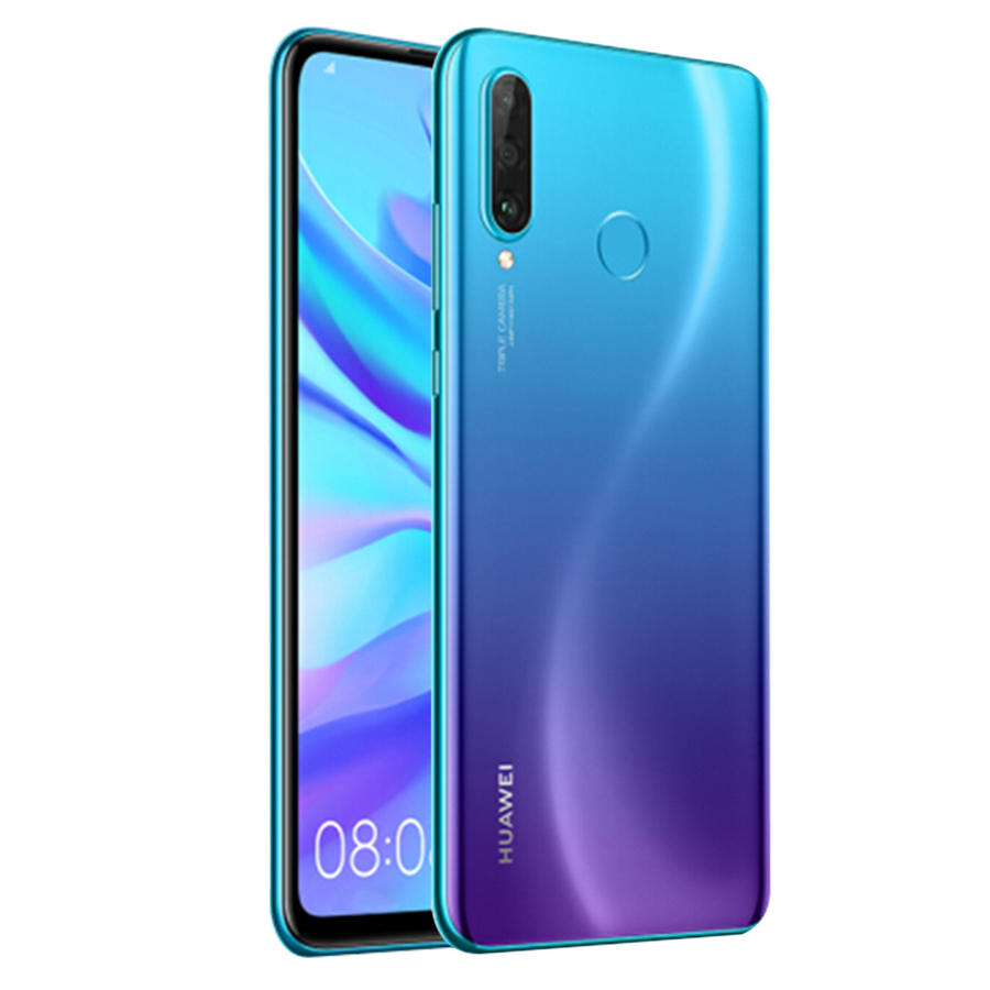 "Global Huawei P30 Lite 256GB Mobile phone 128GB 6GB RAM Dual SIM Triple Rear 24MP+8MP+2MP 32MP 6.15""Android 9 4G Phone"