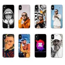 Suave TPU de Mac Miller diseño para LG G2 G3 G4 G5 G6 G7 K4 K7 K8 K10 K12 K40 mini Plus ThinQ 2016 de 2017 a 2018(China)
