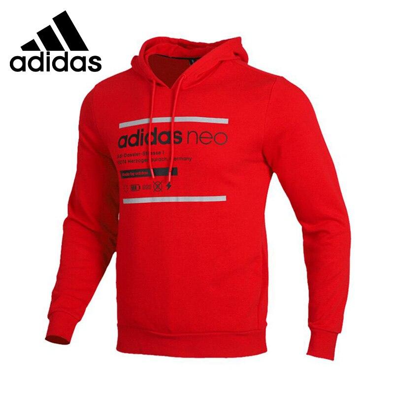 Original New Arrival  Adidas NEO M CS HOODY 1 Men's Pullover Hoodies Sportswear