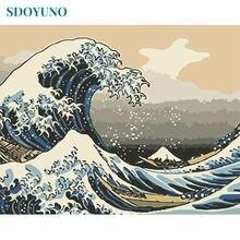 Sdoyuno 60x75 см картина по номерам diy Рисование бескаркасные