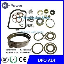 AL4 DPO trasmissione Automatica Master ricostruire Kit Per Citroen Renault Peugeot per Peugeot per la Renault per Citroen