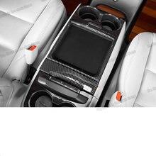Lsrtw2017 углеродное волокно АБС пластик автомобильный подлокотник