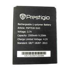 NEW Original 2500mAh psp7530 battery for Prestigio Muze D3 E3 F3 A7 High Quality Battery+Tracking Number original and sbc81203 rev a7 rc high quality