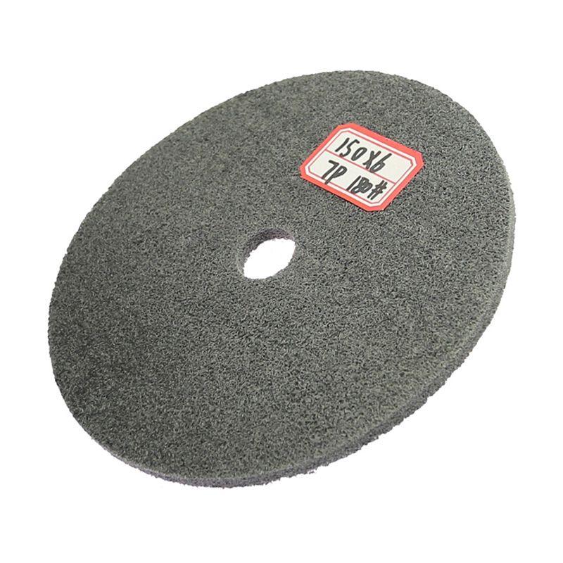 Image 3 - 1 piece 150mm Supper thin Nylon Polishing Disc for Stainless Steel Welding Spot Slot Grinding-in Abrasive Tools from Tools